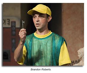 Brandon Roberts