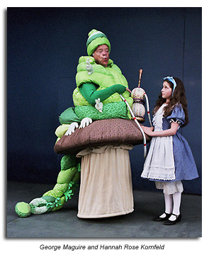 The Catepillar and Alice