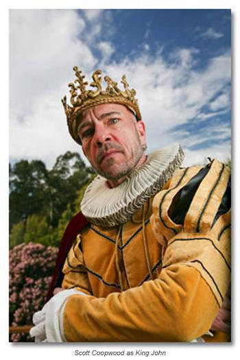 King John 2012 Marin Shakespeare