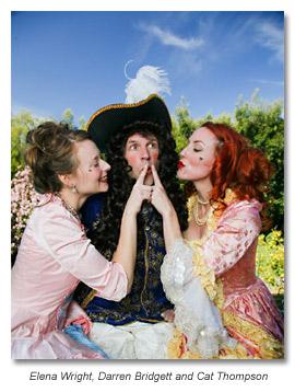 The Liar - Marin Shakespeare 2012