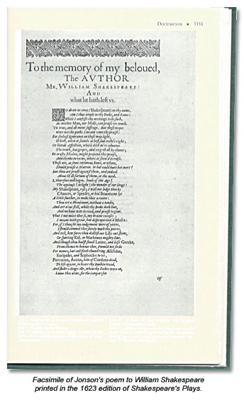 Johnson's poem