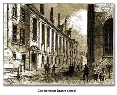 Merchant Taylor