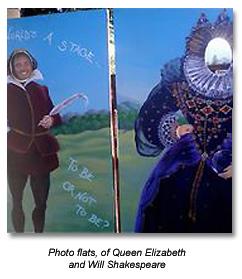 Take your photo as an Elizibethan notable