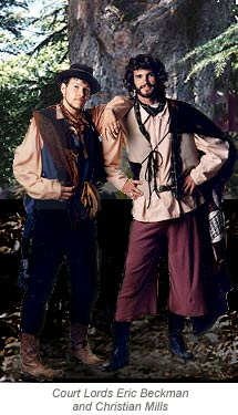 Forest Lords from As You Like It - Marin Shakespeare 1990