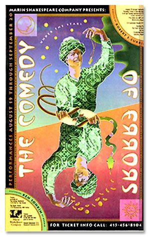 1992 The Comedy of Errors