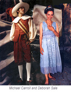 Miranda and Ferdinand - the Tempest 1993