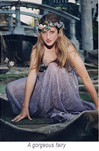 Fairie from Midsummer Night's Dream - Marin Shakespeare 1994