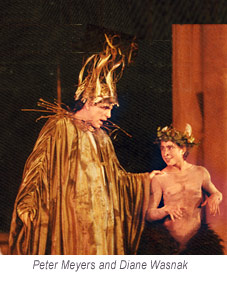 Oberon and Puck - Marin Shakespeare.org 1994