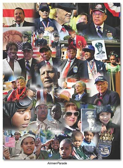 Tuskegee Airmen Parade