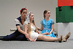Teen Touring - Much Ado 2013