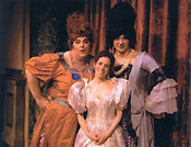 Cinderella's ungly step-sisters Holiday Panto 2002