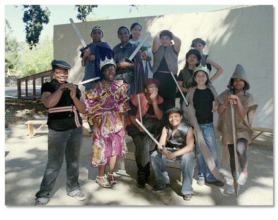 Social Justice Program at Marin Community School
