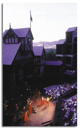 Oregon Shakespeare Festival - Ashland Oregon