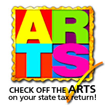 Califonia Arts Council - Check off the ARTS on your state tax return