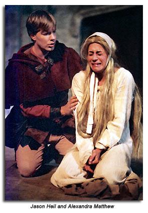 Horatio and Ophelia