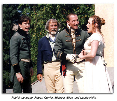 daughter greets Benedick