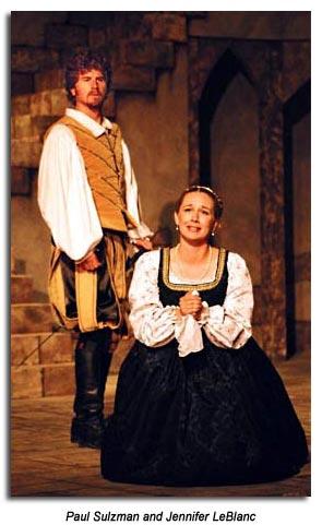 Iago & Desdemona