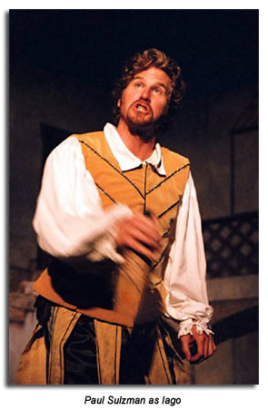 Iago from Marin Shakespeare's 2004 production of Othello