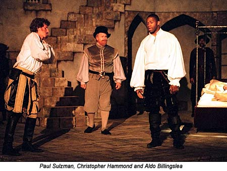 Othello confront Iago
