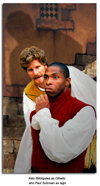 Iago and Othello