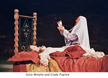 Nurse finds Juliet