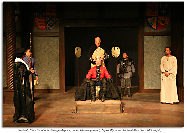 Jarion Monroe as Henry IV