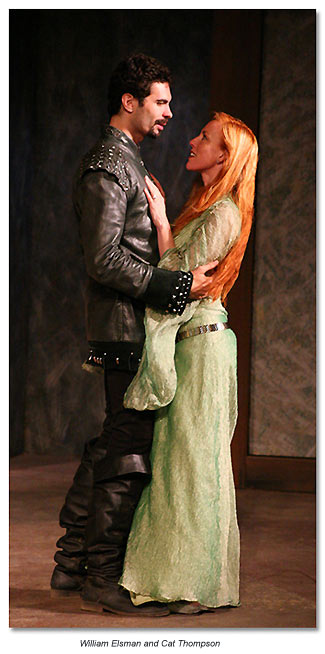Hotspur and Lady Percy from HanryIV part 1