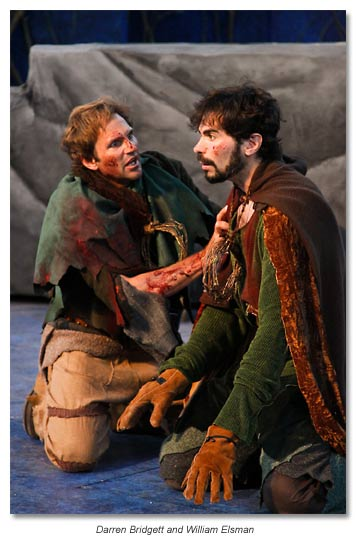 Banquo and Macbeth - Marin Shakespeare 2011