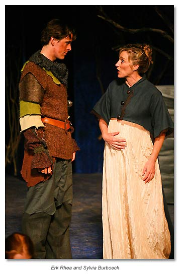 Lady Macduff and Ross - Marin Shakespeare 2011 Macbeth