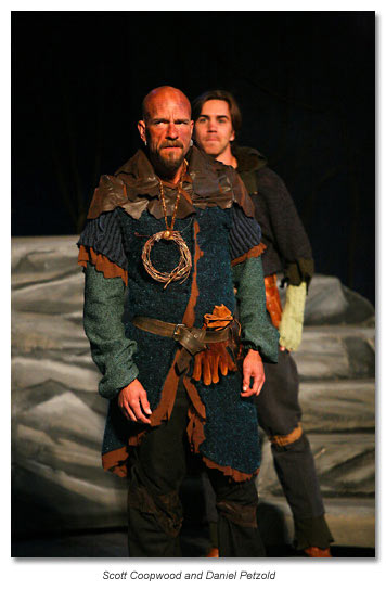 Macduff and Malcolm