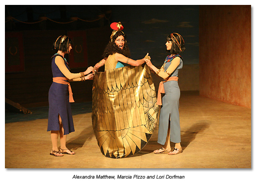 Cape for Antony and Cleopatra