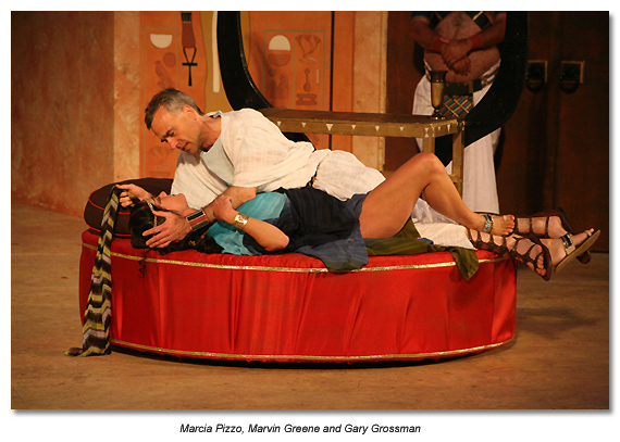 Antony and Cleopatra - Marin Shakespeare 2010
