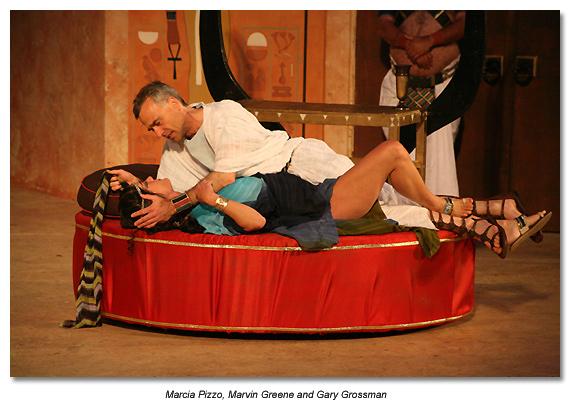 Antony and Cleopatra - Marin Shakespeare 2010