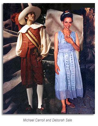 Miranda and Ferdinand - the Tempest 1993