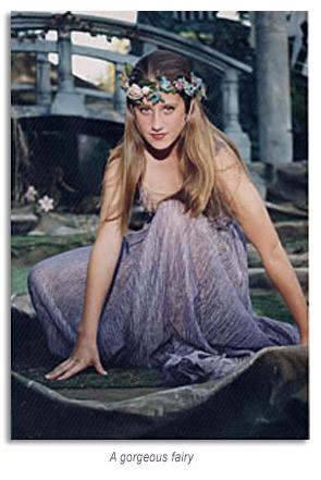 Fairie from Midsummer Night's Dream - Marin Shakespeare 1994