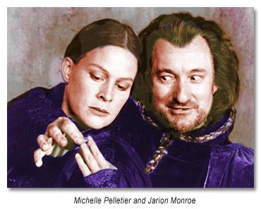 Richard III - Marin Shakespeare 1995 Jarion Monroe and Michele Pelletier