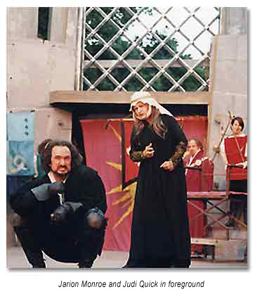 Richard II and Mad Margaret