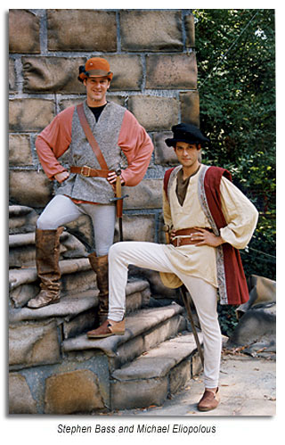 Will Scarlet and Will Stutley