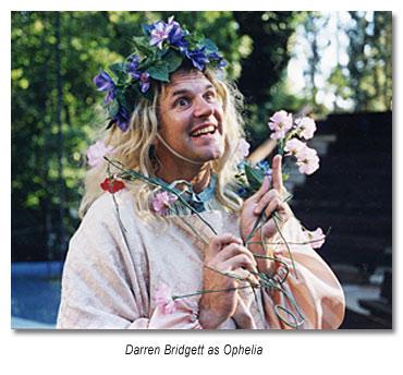 Ophelia Abridged Shakespeare