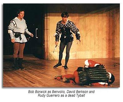Romeo Tybalt