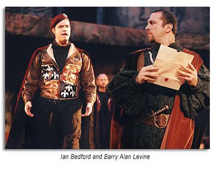 Henry V - Betrayal