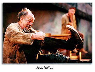 Jack Halton as Pistol