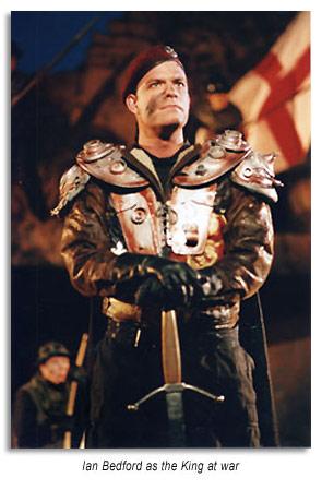 Ian Bedford as Henry V