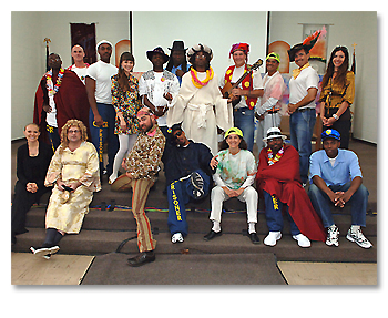 Shakespeare at San Quentin - 12fth Night
