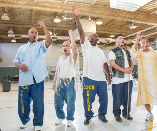 These Californian Prisoners Are Performing Shakespeare