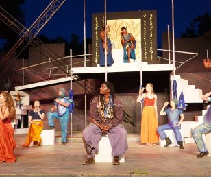 Igniting Social Change by bringing Shakespeare to life